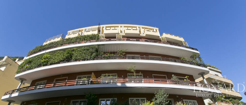 Luxurious Apartment For Sale In Romes Parioli Area Lionard