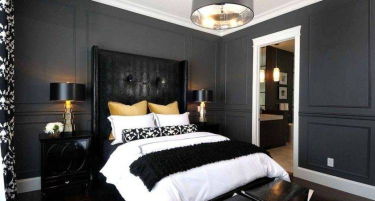 Gold And Black Bedrooms Ideas Photo Gallery Little Big Adventure