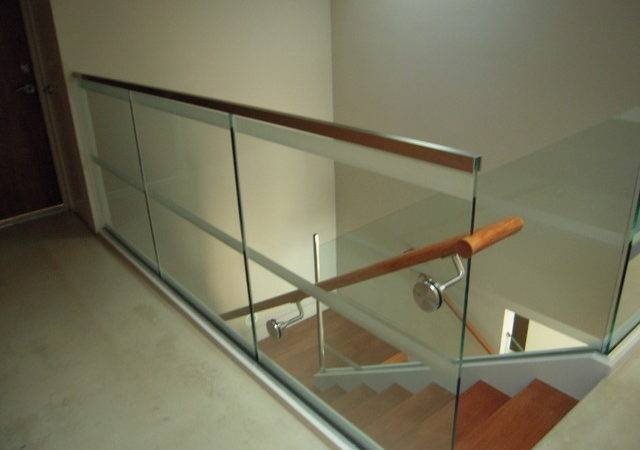 Inspiring Glass Stair Railings Interior Photo Little Big Adventure | Interior Stairs And Railings | Traditional | Living Room | Crystal | Rectangular Tube | Inside