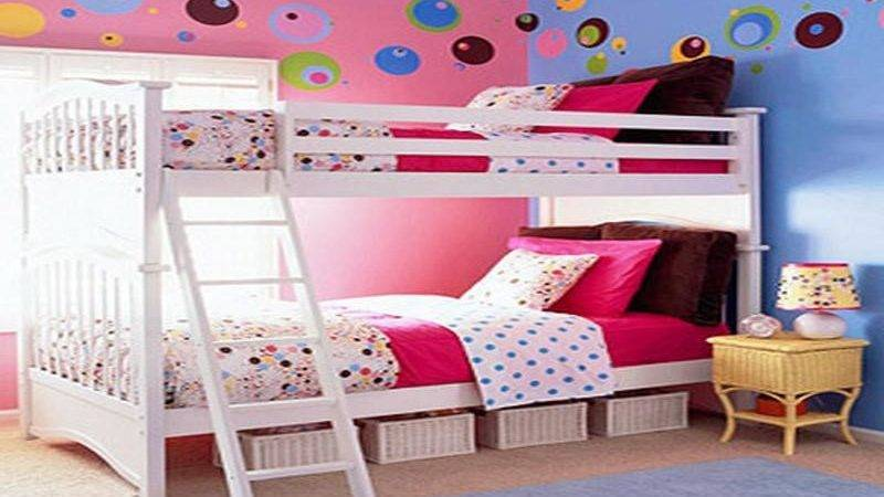 24 delightful blue and pink room ideas