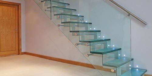 Stair Railings Beautiful Glass Railing Designs Steel Little Big | Glass Railing Designs For Stairs | Spiral Staircase | Beautiful | Contemporary | Curved | Guardrail