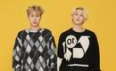 BTOB ウングァン&ミンヒョク、同い年2人でグラビアに登場!新曲&サバイバル番組「KINGDOM」に言及も