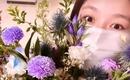 キム・ユジョン、大きな花束を手に満面の笑み…清純な魅力をアピール