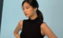 IZ*ONE出身キム・ミンジュ、9頭身のプロポーションに驚き!撮影現場でのビハインドカットを公開