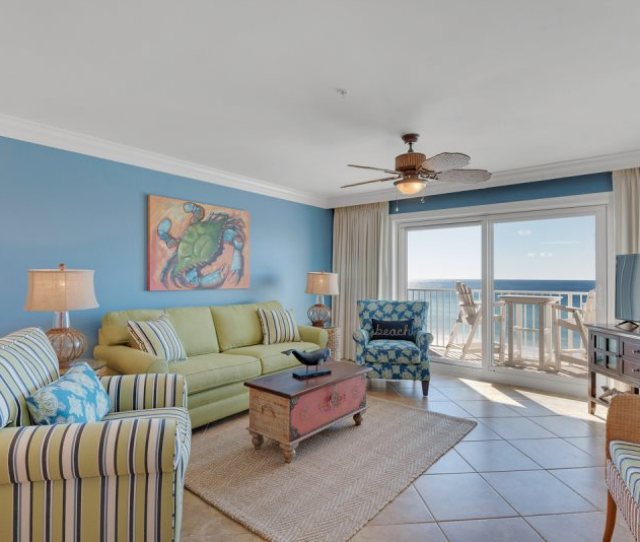 New Beachfront Condo In Non Smoking Resort 2 King Masters Queen Heated Pool