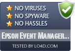 Also, make sure the desired button is selected in the select an event list box, and start this program is selected. Epson Event Manager Utility Safe - Virus and Malware Tests