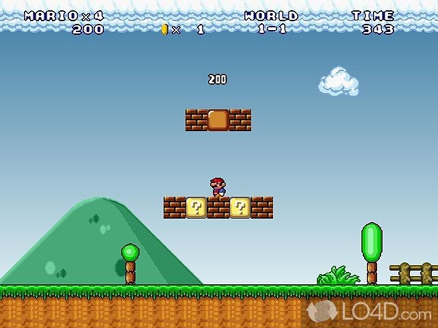 download mario game setup