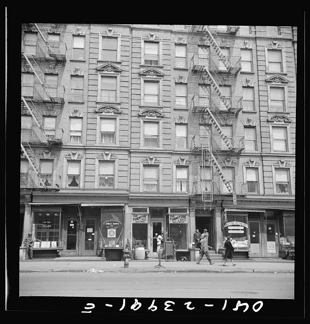 Harlem New York Apartments: 125th Street Harlem New York Photographs