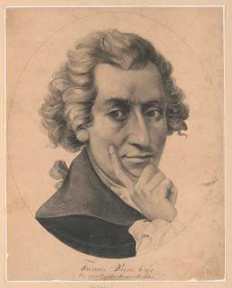 Thomas Paine esqr. the spirit of the American Revolution