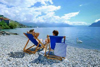 plus belles plages de suisse romande