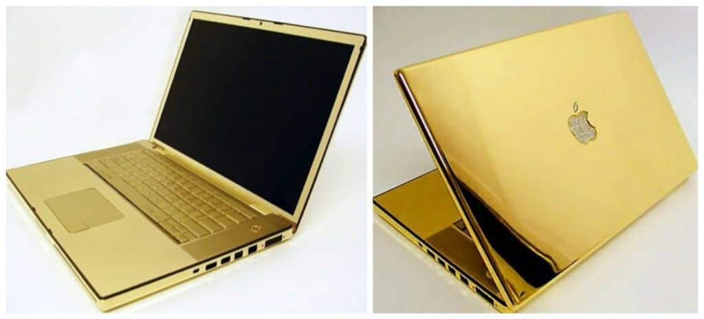 20 Cool And Crazy Things Made From Gold