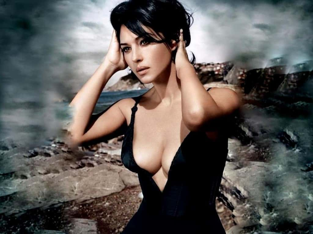 The Selection Of Italian Actress And Fashion Model Monica Bellucci For Any Ranking Of Hot Women Hardly Needs An Explanation Even At The Age Of Forty