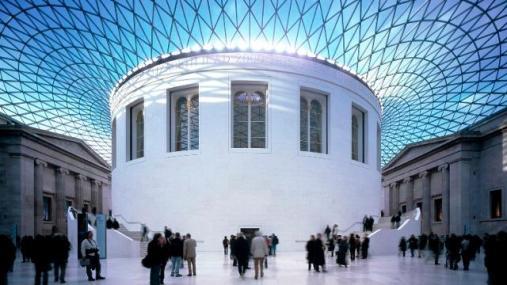المتحف البريطاني (The British Museum) , متحف