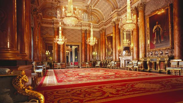 Buckingham Palace Tour Summer Opening