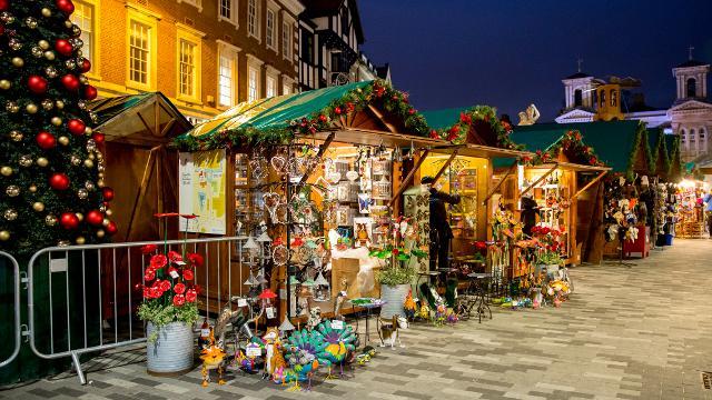 Kingston Christmas Market Christmas