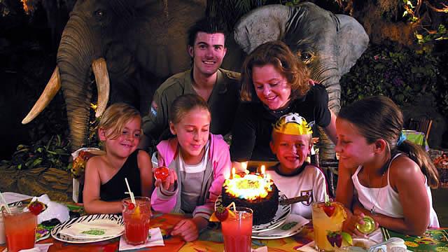 Best Restaurants Kids Birthday Dinner