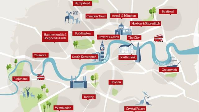 Places Eat Central London