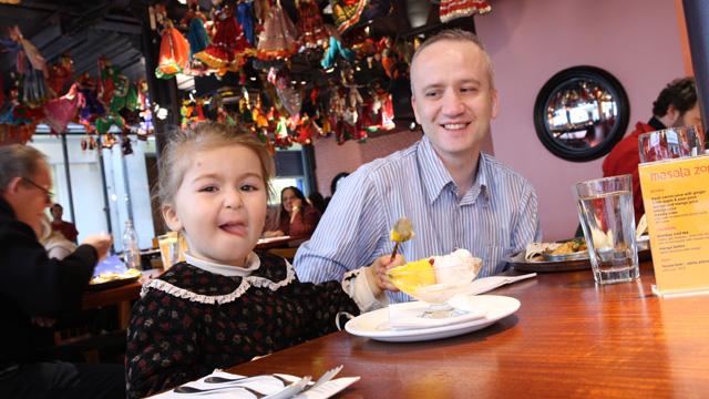 Best Family Friendly Restaurants London