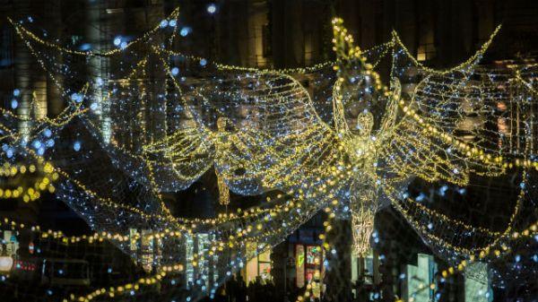 christmas lights london # 1