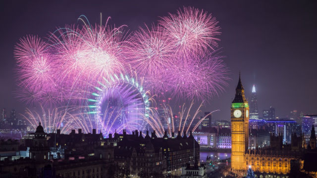 Things to do on New Year s Eve in London 2018   visitlondon com