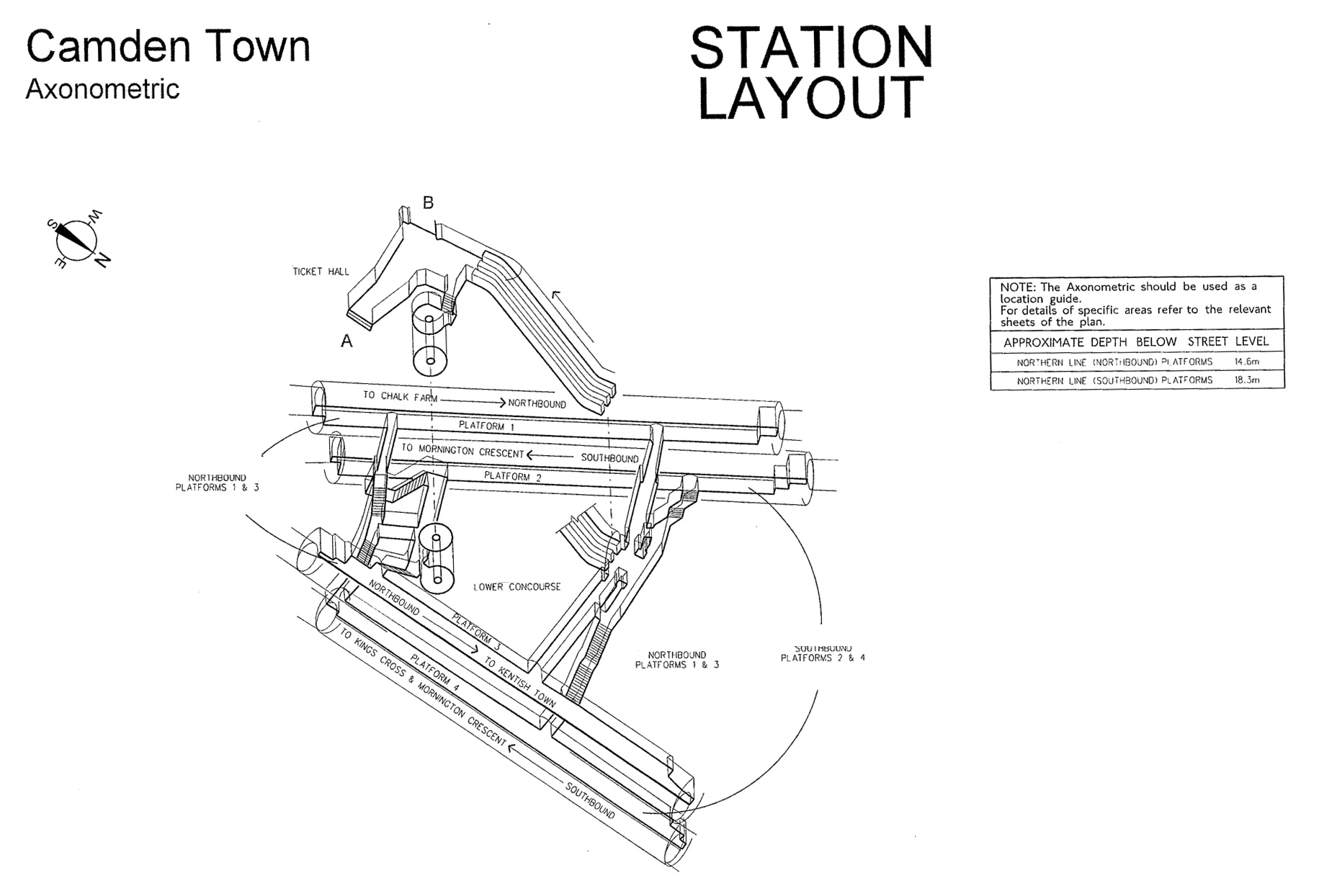 Second Time Lucky Rebuilding Camden Town Station