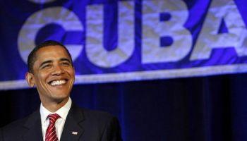 Resultado de imagen para foto de obama en cuba