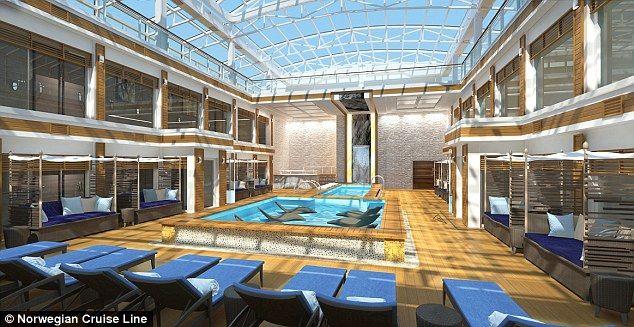 Foto de Norwegian Cruise Line