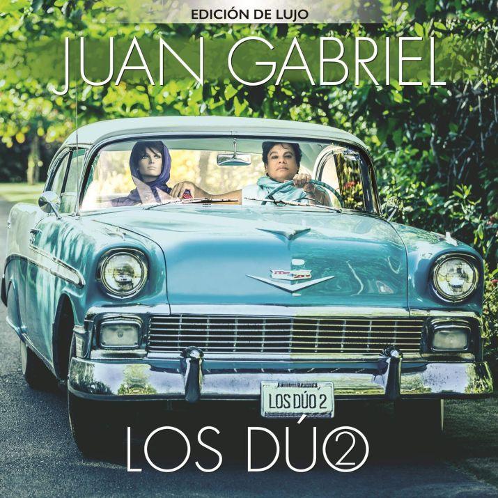 """Portada del álbum """"Los Dúo 2"""". Foto de La Era Musical."""