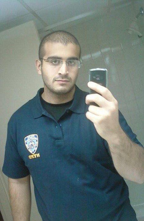 Omar Mateen, el tirador del club de Orlando. Foto de Daily Mail