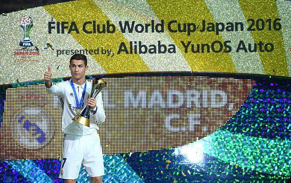 Cristiano Ronaldo consideró el triunfo en la competición como el cierre de uño perfecto. Foto de Internet