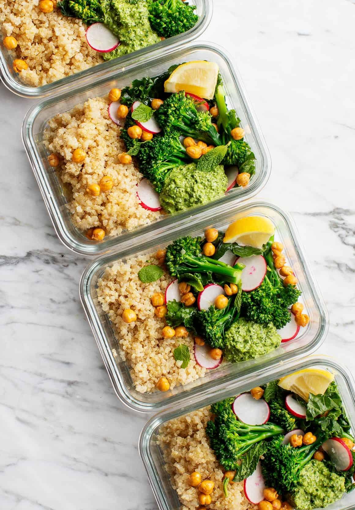 Healthy Meal Prep Ideas Recipe