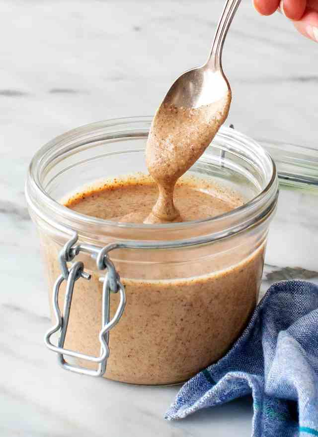 How to Make Almond Butter Recipe - Love and Lemons