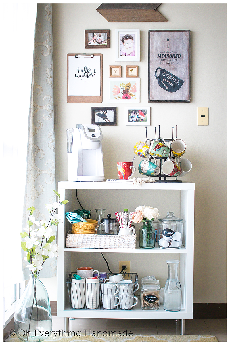 25 Home Coffee Station Ideas