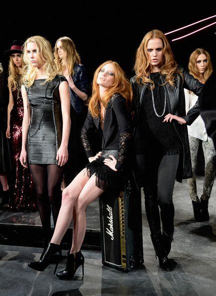 Jay godfrey- рок-н-рол на нью-йоркському тижні моди - фото