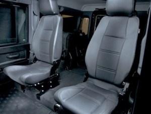 Land Rover Defender Seats   LR Parts