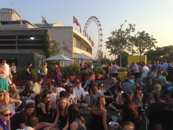 roof garden cafe bar queen elizabeth Queen Elizabeth Hall Roof Garden London | Nearby hotels