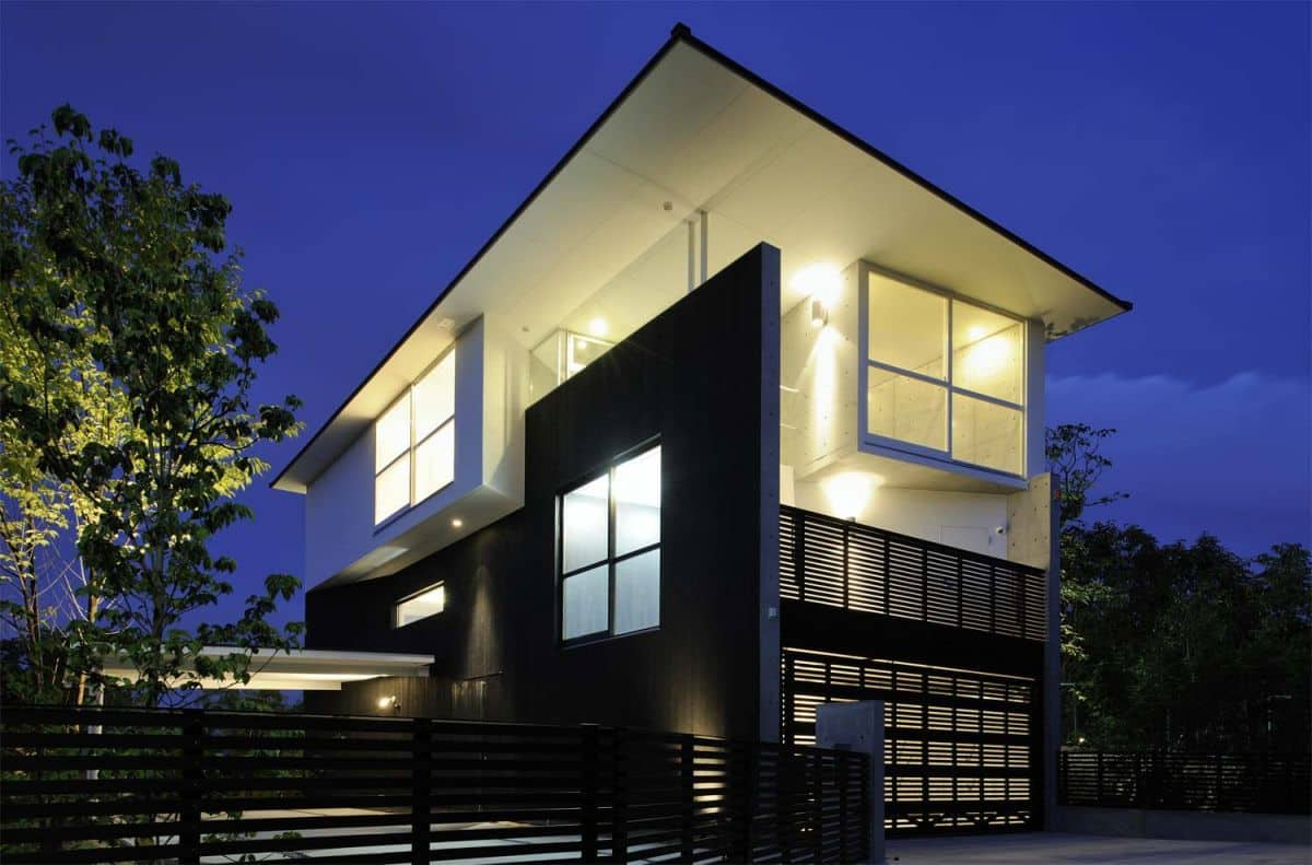 T House In Kyoto Japan By Atelier Boronski