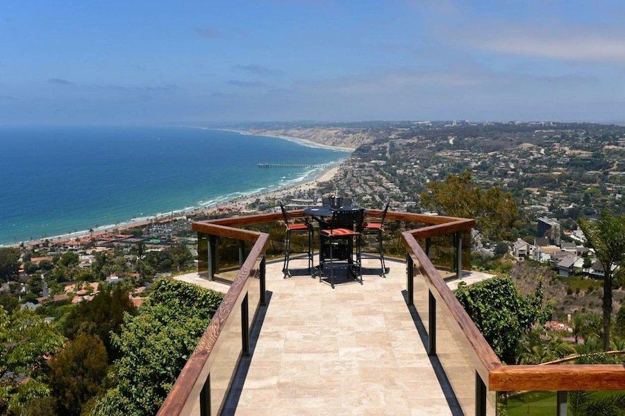Breathtaking Hilltop Estate In La Jolla California Up