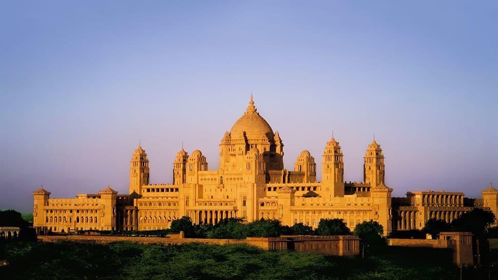 Home » Travel » Umaid Bhawan Palace, Jodhpur