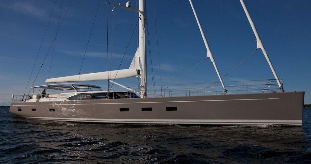 Ti Coyo Is A Swan 105 RS Yacht By Nautor