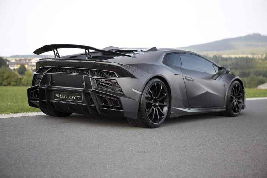 Mansory Breaks The Law With Their Twin-Turbo Lamborghini ...