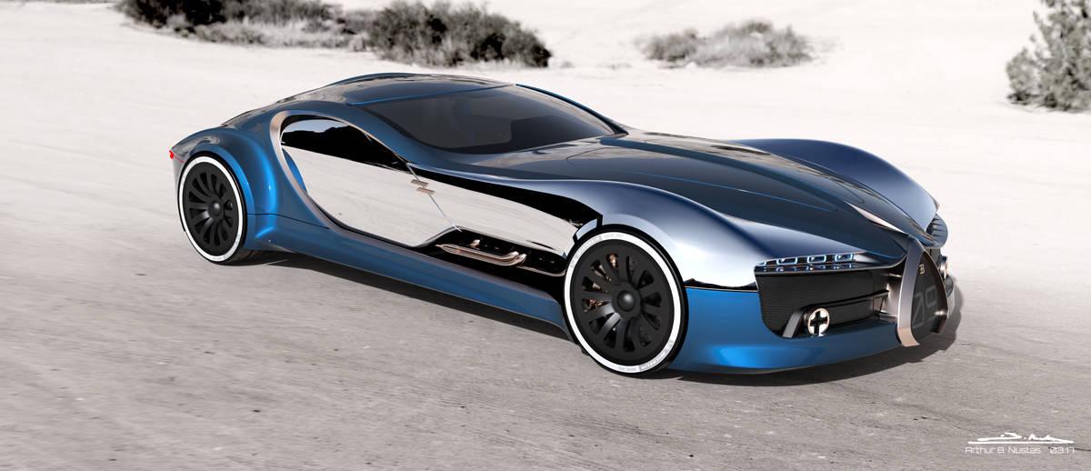 2017 Luxury Sports Sedan