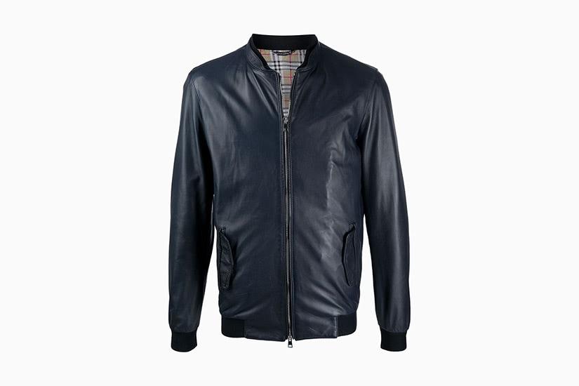 best leather jackets men daniele alessandrini luxe digital