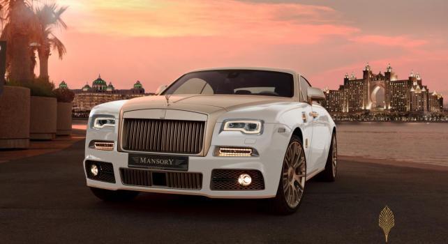 Mansory Palm Edition 999: La Rolls des Rolls Royce