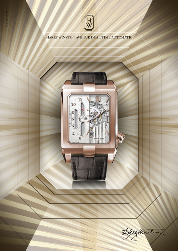 HarryWinston_AvenueDualTimeAutomatic_Luxe