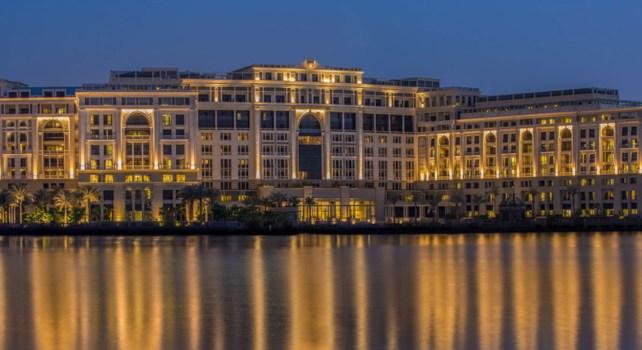 Palazzo Versace : Un palace italien sur les rives de Dubai