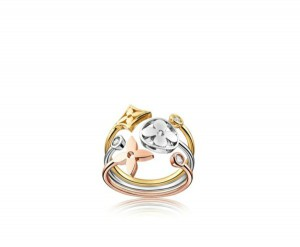 Louis Vuitton Bague Idylle Blossom