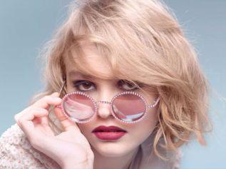 Lily Rose Depp égérie Chanel