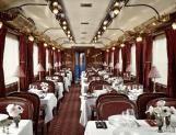 Orient Express, salle à manger