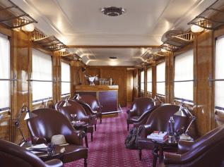 Orient Express voiture bar